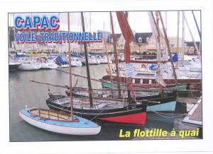flotille a quai