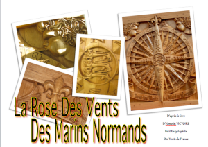 la rose des vents des marins normands