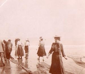 houlgate peche a la senne 1902