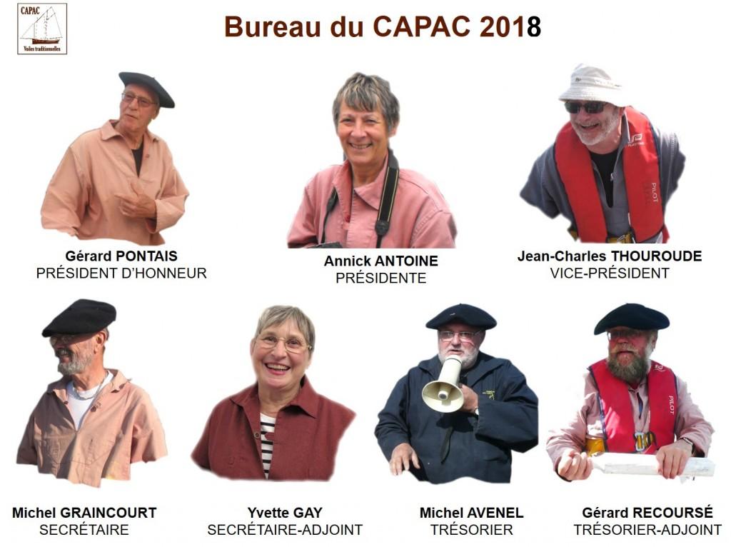 CAPAC Bureau 2018
